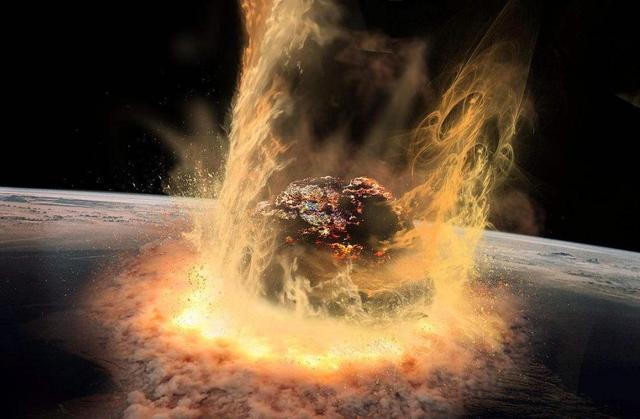 人类随时面临被灭绝的危险,小行星什么时候会再来撞击