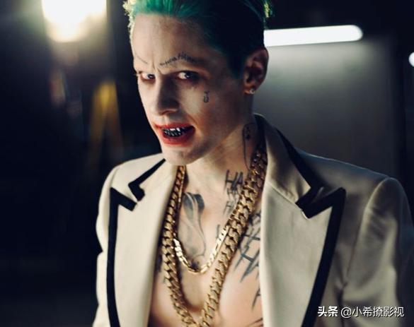 自杀小队小丑男捂嘴