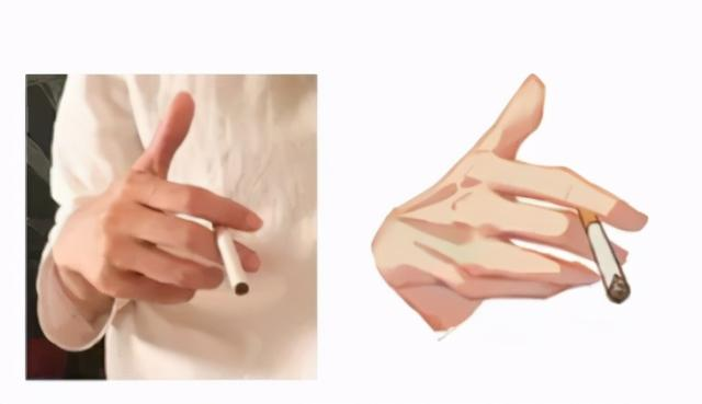十秒画古风手指