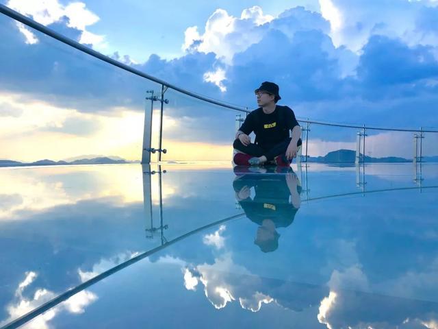 黄石休闲好去处——仙岛湖