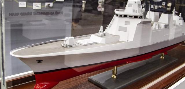 中国未来新型驱逐舰