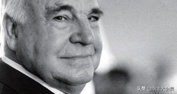德国统一功臣当17年总理,78岁再迎娶44岁妻子,为何成争议人物?