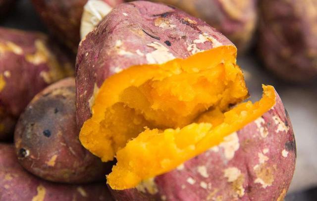 蒸红薯图片大全集