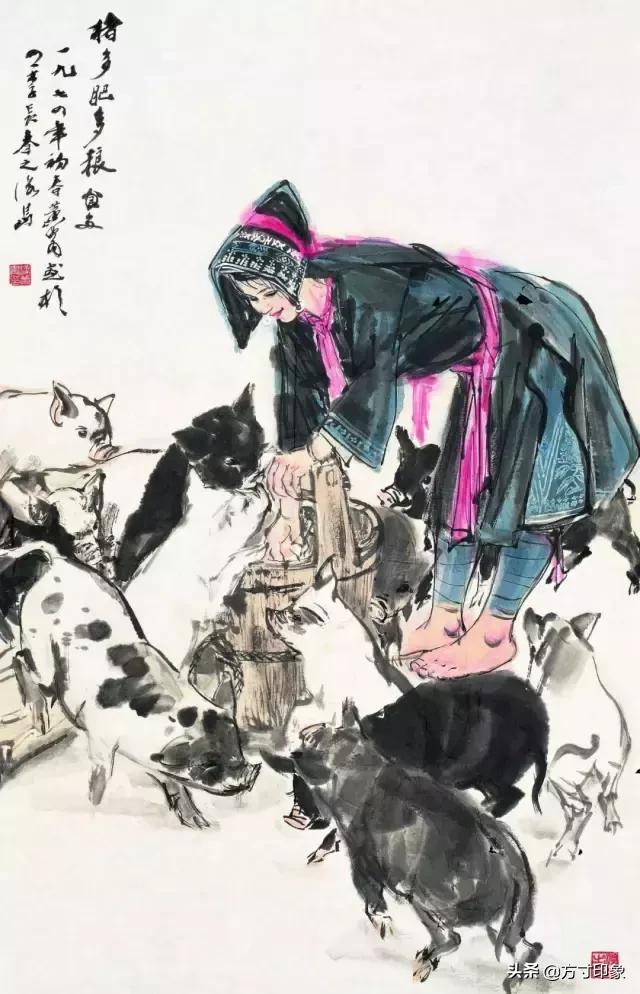 """农民饲养重1200斤大肥猪,身高1米,主人骑它遛弯还颁""""免死令"""""""