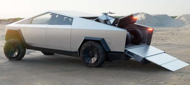 Model 3之后,特斯拉又在中国市场出手了,这次刮的是一阵皮卡风