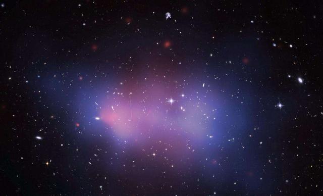有一种理论认为,在宇宙诞生之初,产生的正常物质要多于反物质