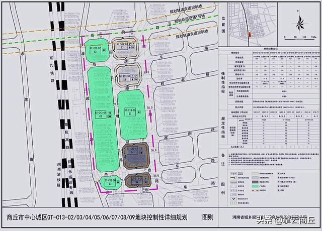 重磅!商丘又将诞生一个四站合一铁路枢纽站,规划已经出炉