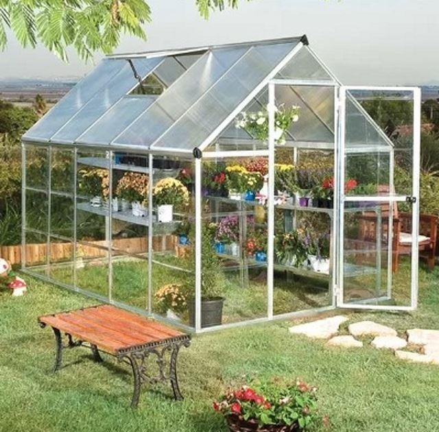 【农业种植技术】蔬菜温室大棚建设技术_图片_耕种帮种植网