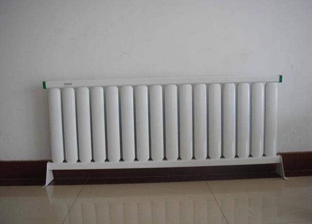 暖气片水管安装示意图