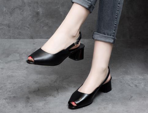 罗马凉鞋女交叉绑带鞋