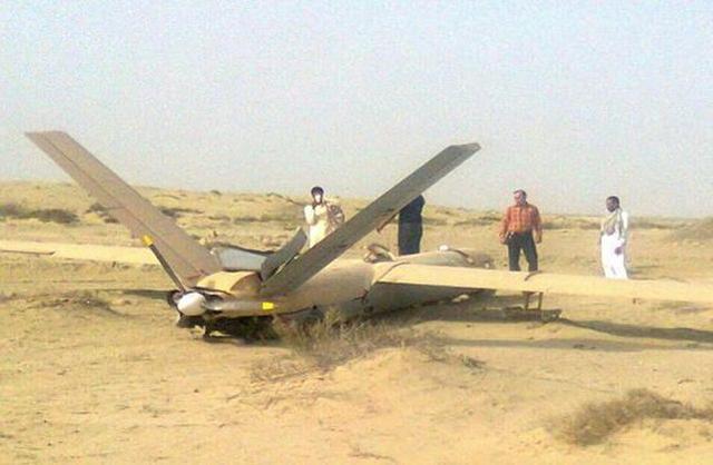 又一架美军无人机被干掉,大量设备被搬空,机体完整伊朗赚大了