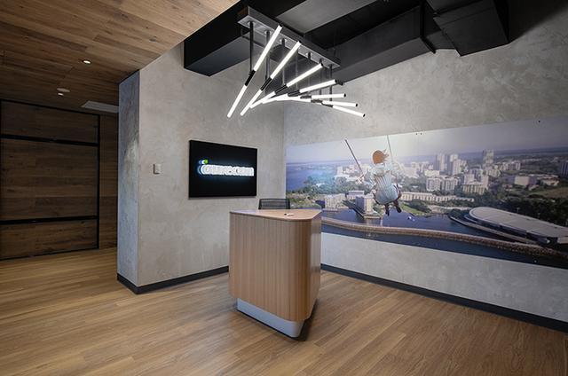 200-300平办公室设计