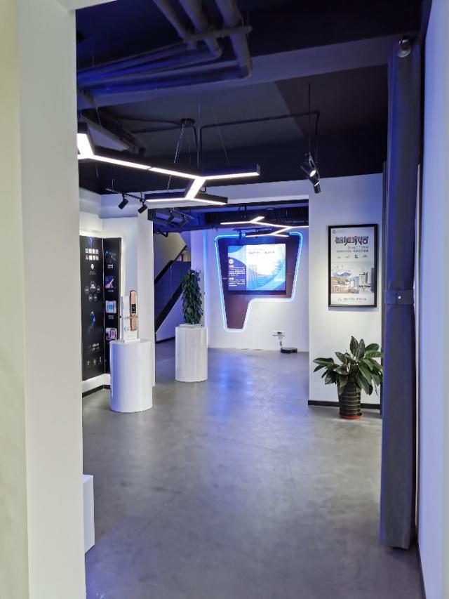 海边智能家居展厅,效果完美呈现!