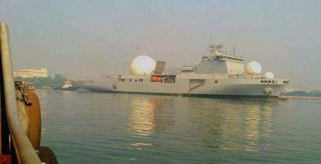 这些船竟然有通天的本事,承担着沟通天地的重任辰巳年  深圳新闻