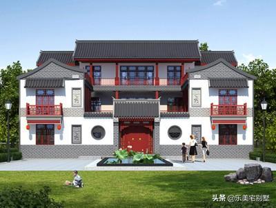 5米x12米宅基地设计图