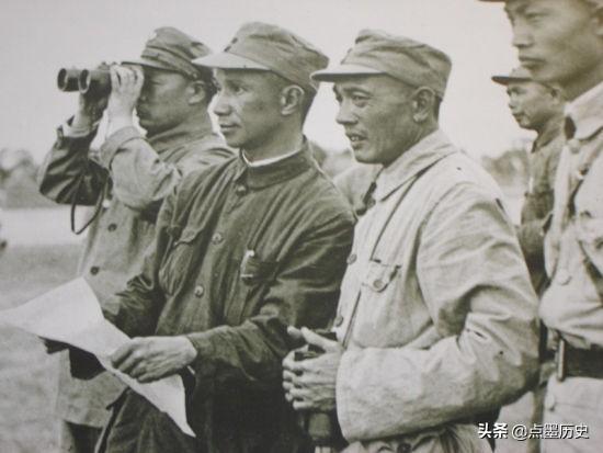 陈官庄战役地图