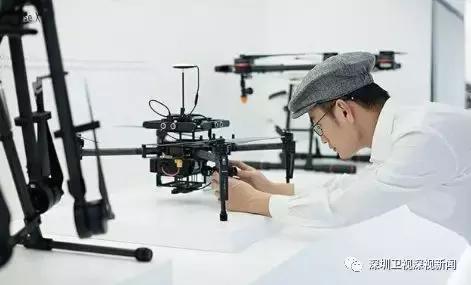 深圳大疆無人機股票