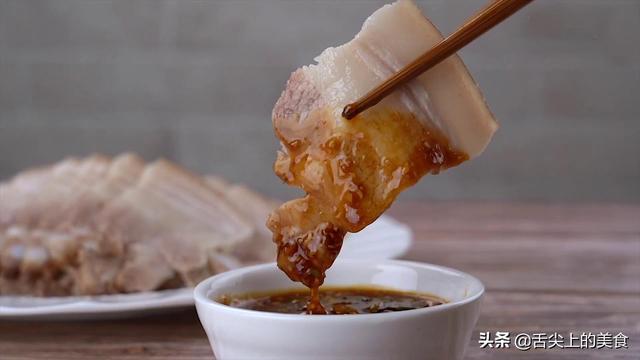 三道五花肉的做法,味道大赞,不用高贵食材,也能做出美味
