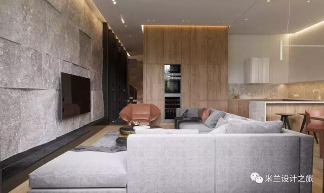 顶复式房子装修效果图