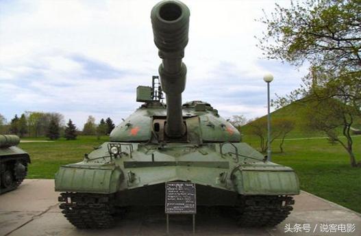 苏军IS-2(斯大林2)重型坦克_空中网军事频道