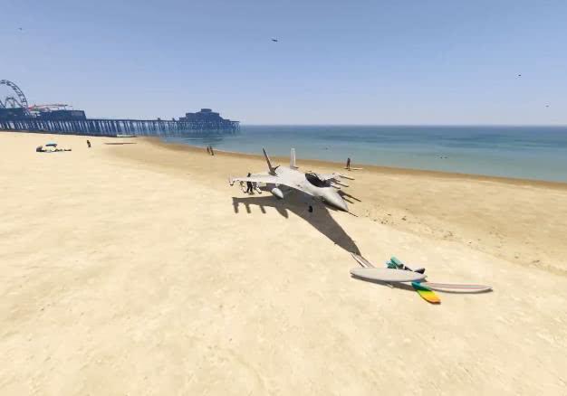 gta5战斗机原型