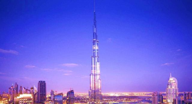 世界第一高楼在迪拜,中国第一高楼在这里,网友:厉害了我的国