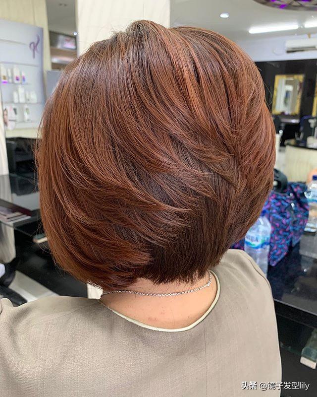 经典bob头发型图片