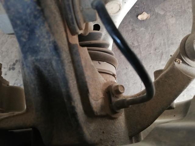 汽车abs泵拆解图