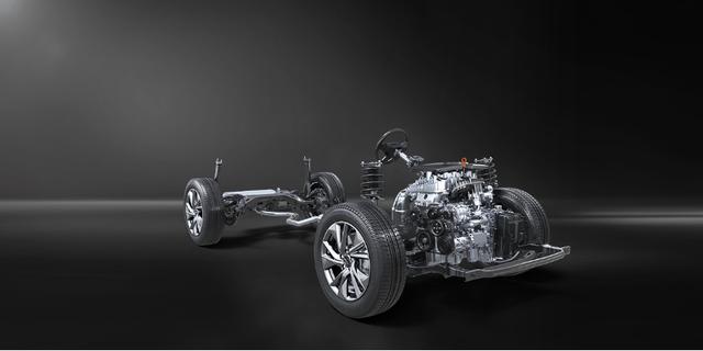 """动力更强劲、油耗降低14.5%以上,第三代哈弗H6""""三大件""""解析"""