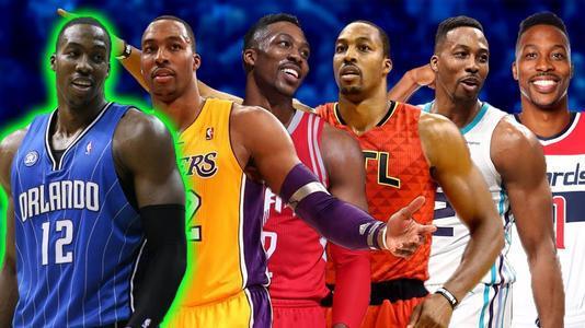 六大「流浪漢」巨星,卡特生涯效力8隊,少於5隊的巨星無法上榜!-黑特籃球-NBA新聞影音圖片分享社區