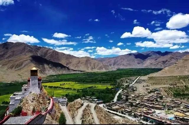 西藏和平解放标志