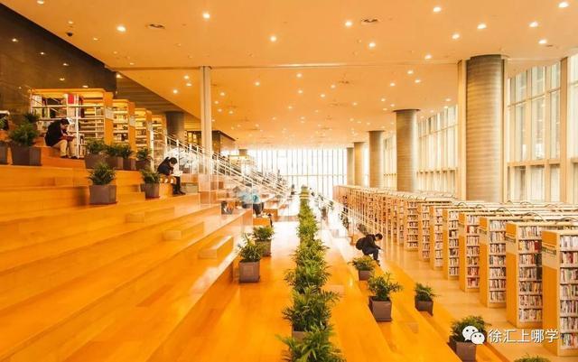 杨浦图书馆平面图