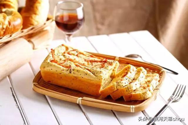 「蛋糕教程」法式咸口蛋糕做法,好吃還不長肉的蛋糕配方