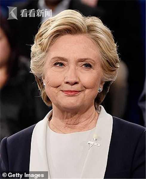 希拉里也迷上整容?72 岁的希拉里整形年轻 20 岁,专家斥:整的全脸