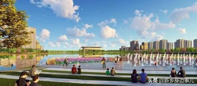 襄城国家湿地公园项目全面开放(图)-中国水利水电第十一工程...
