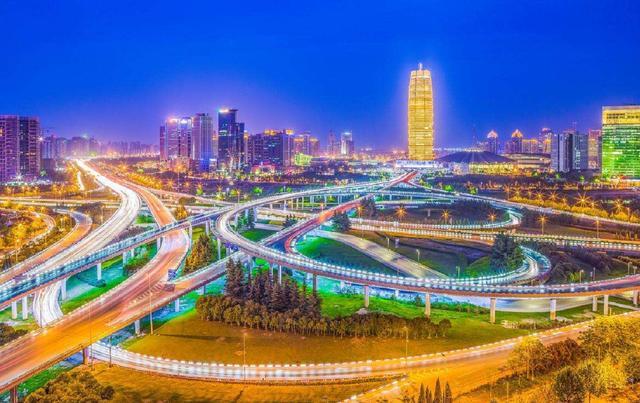 郑州二七塔图片