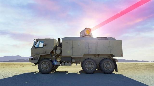 我国秘密研制超级武器曝光-激光炮能打到600000米太空!