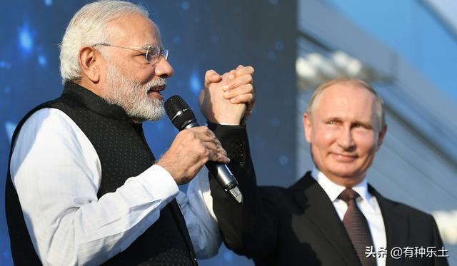 50年来没叫印度失望过,连孩子都说俄罗斯是最好的朋友!现在有变