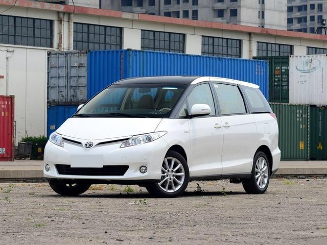 丰田最经典的MPV,发动机可靠耐用,全进口36万,不是埃尔法
