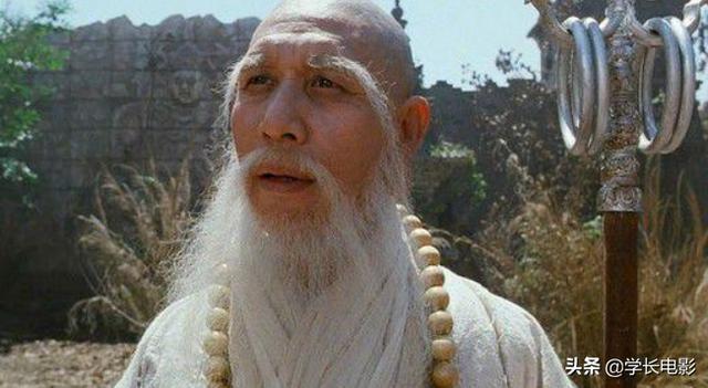 在影视剧中,那些演完正派再演反派的老戏骨,高僧妖僧随意切换