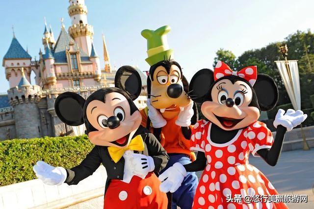 两年玩遍四个迪士尼,上海东京香港洛杉矶这么多... _手机搜狐网