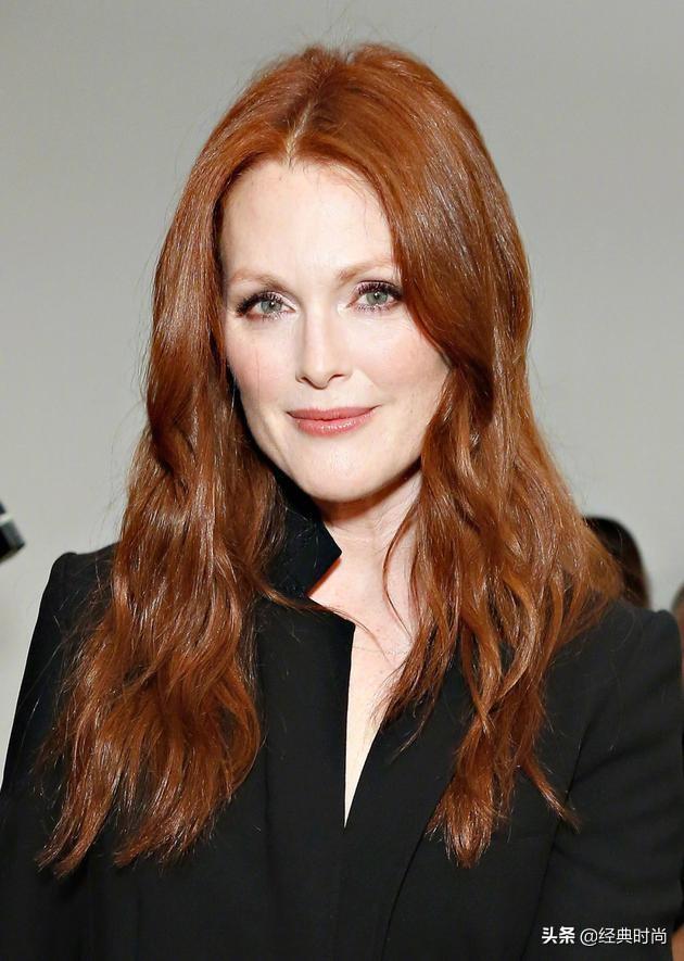 欧美红发女星朱丽安·摩尔