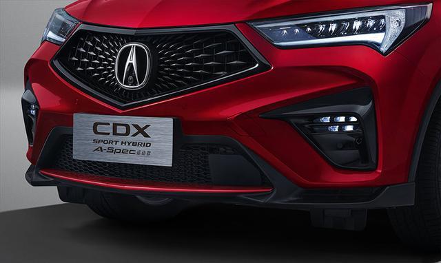 广汽Acura NEW CDX 新锐上市