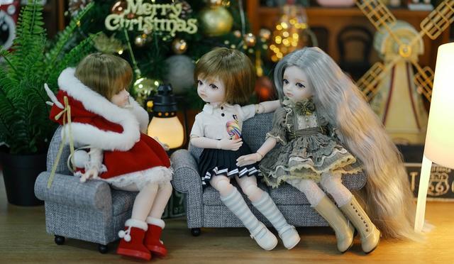 小米有品上新三款仿真萌系娃娃,宅男腐女们快快看过来!