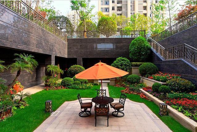 还在追求传统的庭院设计?现在这种才流行