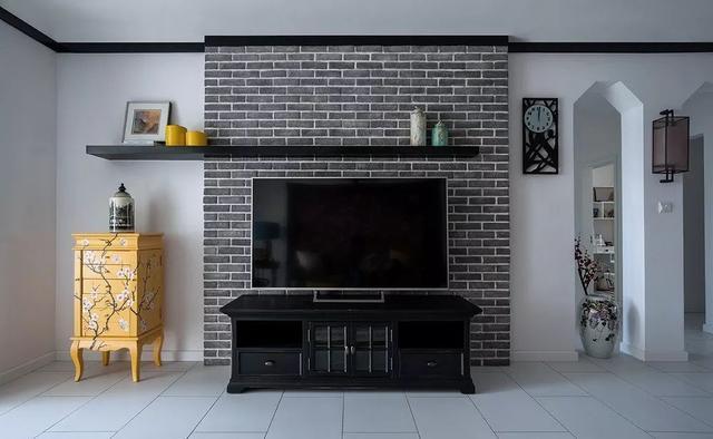64张电视背景墙图集