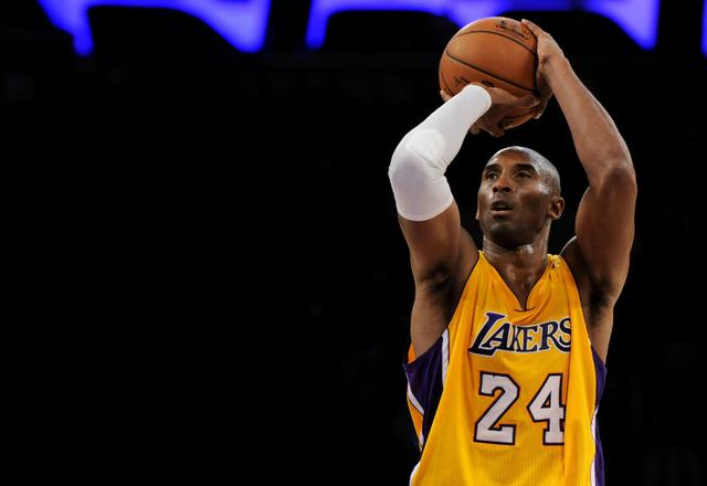 """NBA十大投篮姿势""""美如画""""球员:詹姆斯无缘榜单,科比排第二"""