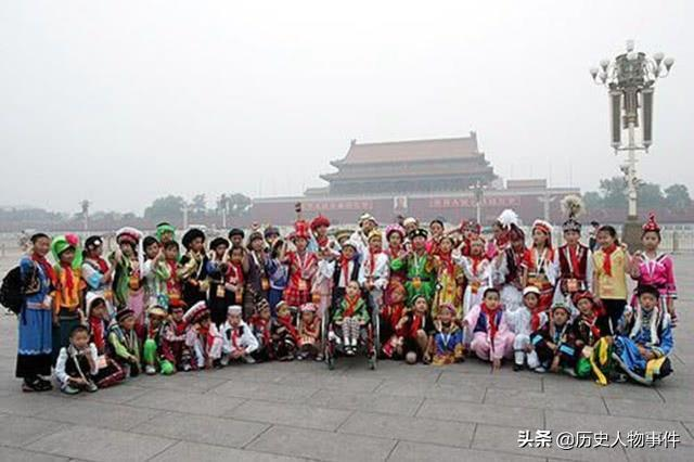 中国建国初期有多少民族?多的你想不到