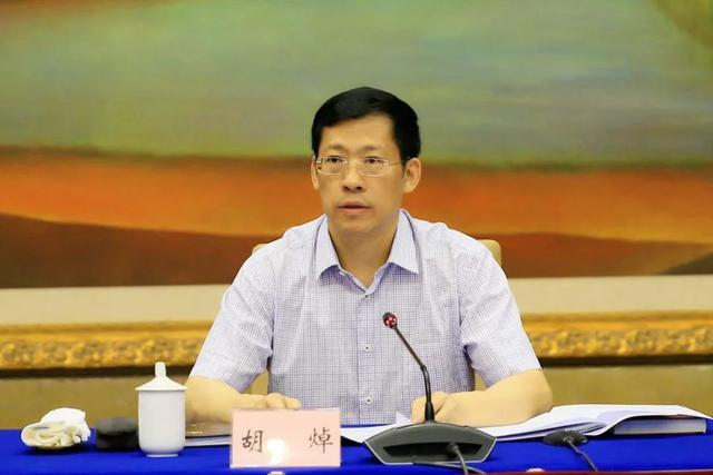 胡焯:全面依法履职尽责 切实推动民法典贯彻实施