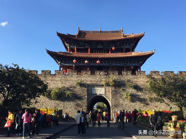云南大理丽江风景照片